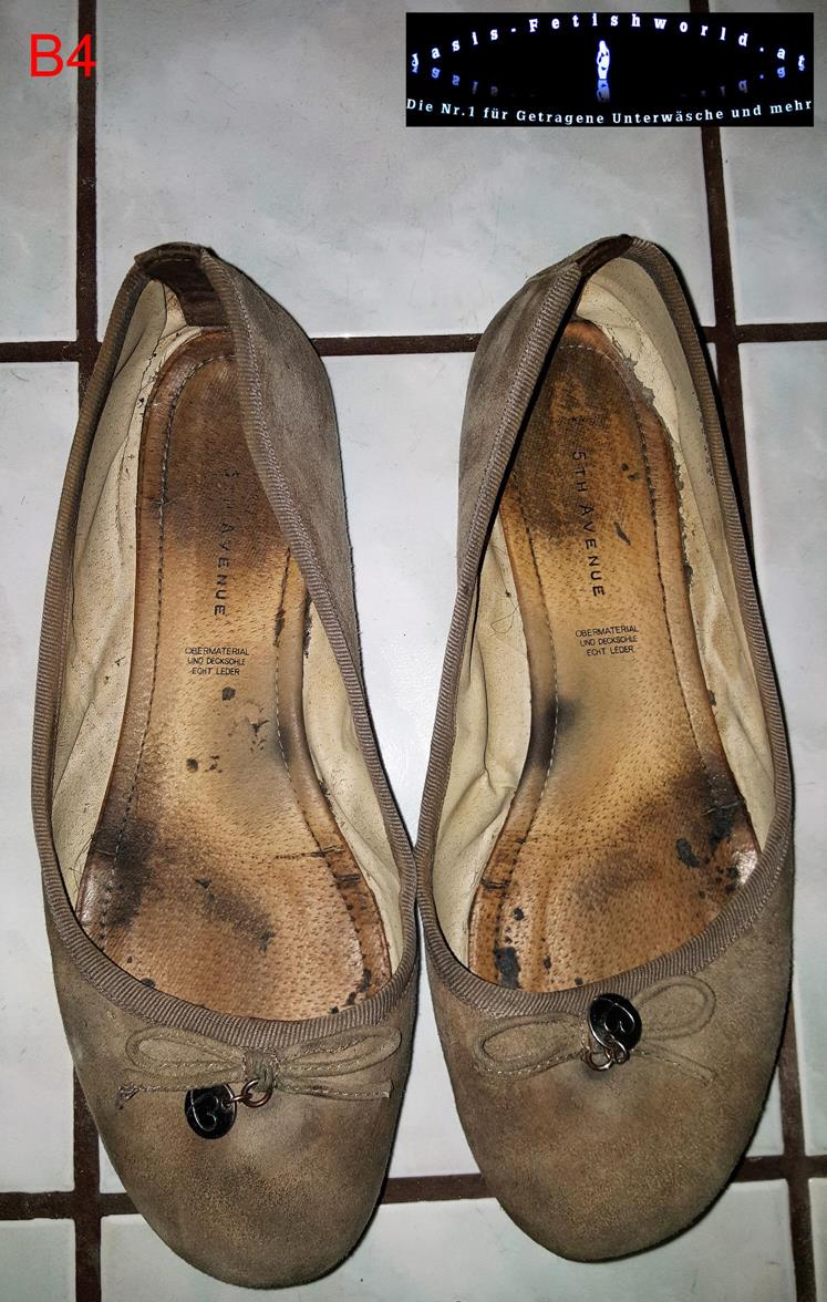 Getragene Schuhe Umtauschen Rechte